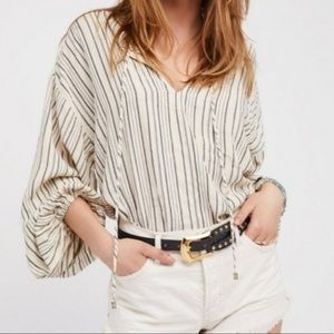 NWT Free People Rhythm of the Night Tunic